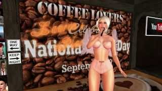 International Coffee Day Some Like It Stiff with Lauren