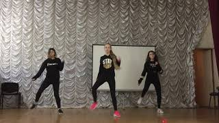 "Cover Bishop Briggs - ""River""  by ""BLUROSE "" . Choreography by E dance studio."