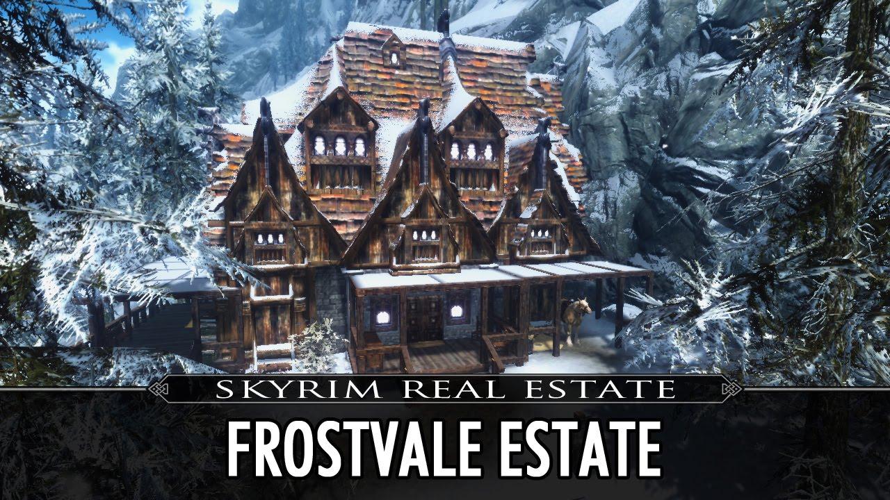 Skyrim Real Estate Frostvale Estate Multiple Adoption
