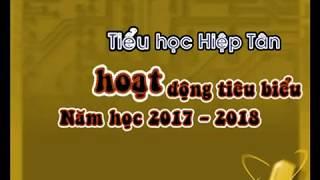 Hoạt động tiêu biểu của trường Tiểu học Hiệp Tân-Tân Phú