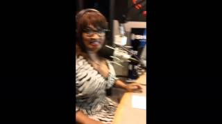 Kym Whitley stops by the TJMS