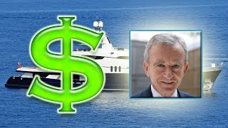 10 Expensive Things Owned By Billionaire Bernard Arnault