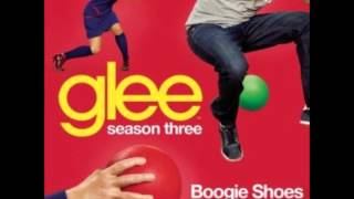 Watch Glee Cast Boogie Shoes video