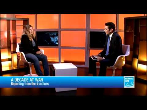 FRANCE 24 The Interview - 08/09/2012 THE INTERVIEW