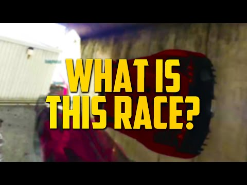 WHAT IS THIS RACE?! (GTA V Online PC)
