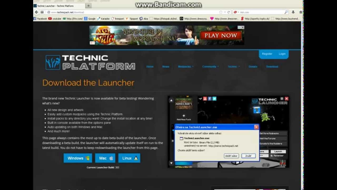 how to play minecraft with friends technic launcher