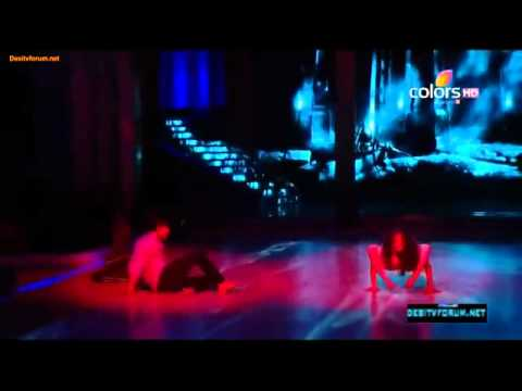 Jhalak Dikhla Jaa Season 5 Isha Sharvani  Best Horror* Performance Song Pyaar Tune Kya Kiya video