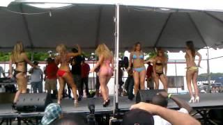 Summer slam bikini contest