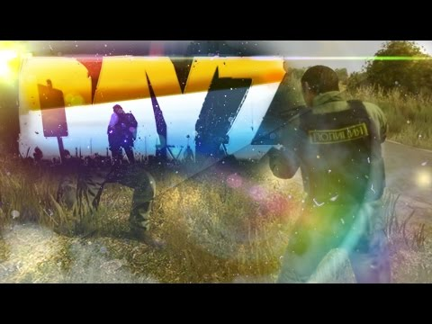 DayZ - The Chase!! (DayZ Standalone Funny Moments with The Crew!)