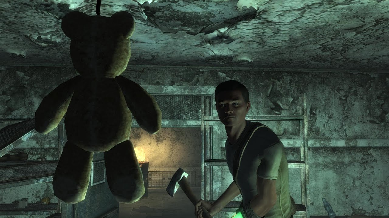 Fallout 3 porn machinima sexy image