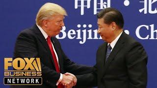 China blaming US for breakdown in trade talks