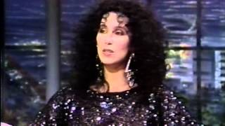 Cher on The Tonight Show (9 April 1985)