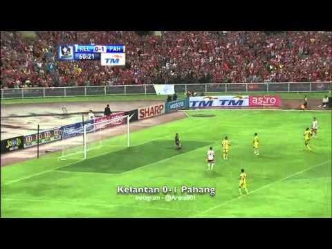 Watsons Piala Malaysia 2013: Akhir - Kelantan 0-1 Pahang