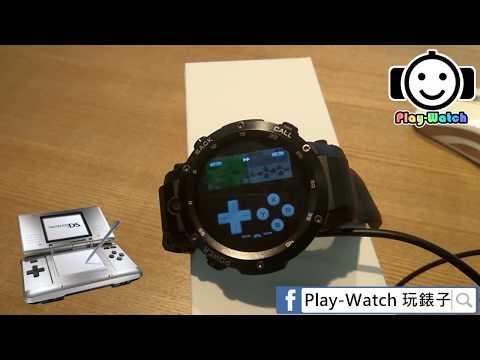 ZeBlaze Thor S smartwatch Gameplay_Nintendo DS(新超級瑪利歐兄弟 / New Super Mario Bro.)