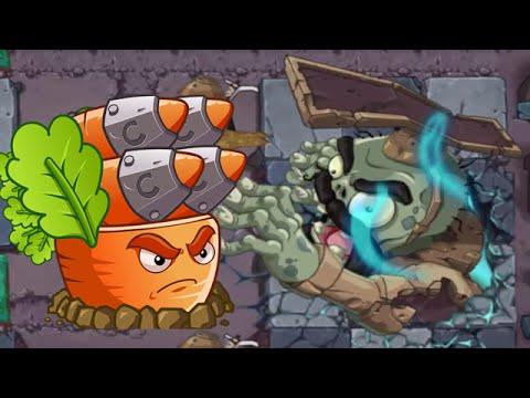 Plants Vs Zombies 2 Online: New FINAL BOSS New World Qin Shi Huang Mausoleum