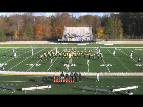 GREENSVILLE COUNTY HIGH SCHOOL 11.6.11