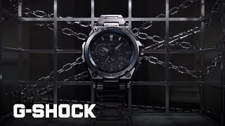CASIO G-SHOCK Not  just sophisticated, but tough   (Museum) -  MT-G