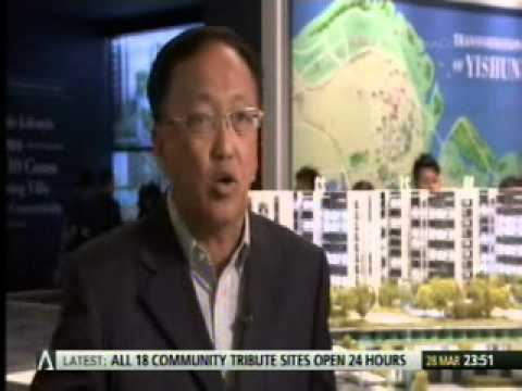 Channel News Asia, Money Mind - Integrated Developments