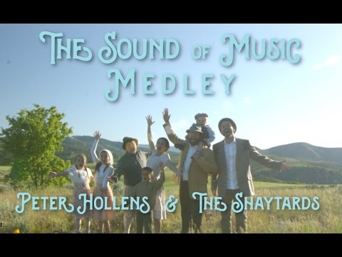 Sound of Music Medley  Peter Hollens feat The Shaytards