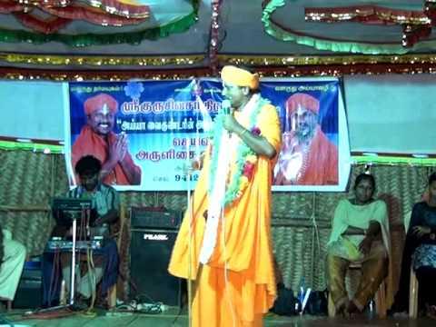 Vallivillai Odakarai Perumal Swamy Kovil Ayya G.n.sivachandran Part-04 video