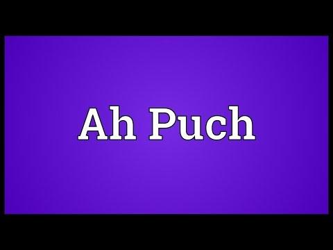 Header of Ah Puch