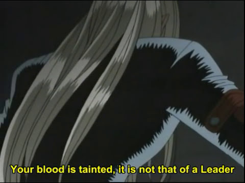 Hellsing - Integra meets Alucard.avi