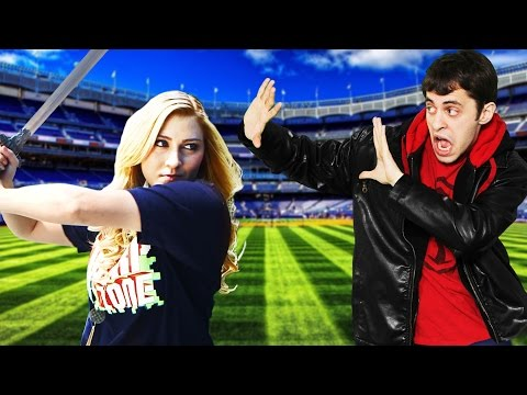 SMOSH GAMES FIGHTS TO ADVANCE (Smosh Games Madden Rivals)