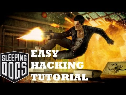 Easy Way Of Hacking In Sleeping Dogs video