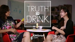 Truth or Drink - Mama vs Anak │IDNtimes.com