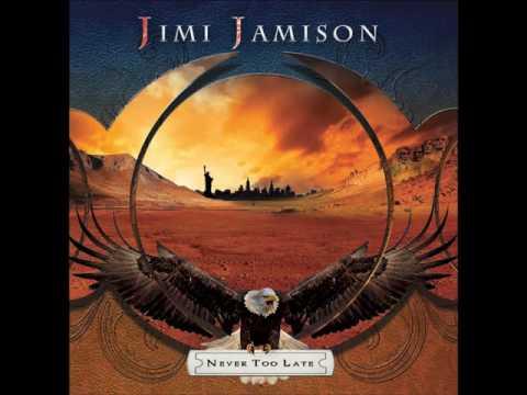 Jimi Jamison - I Cant Turn Back