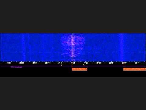 Radio Australia English Service - 7/29/14 - 15415 kHz