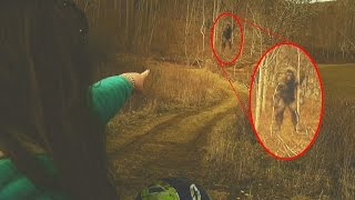 These 3 Bigfoot Sightings Aren't Uncommon on This Family's Property