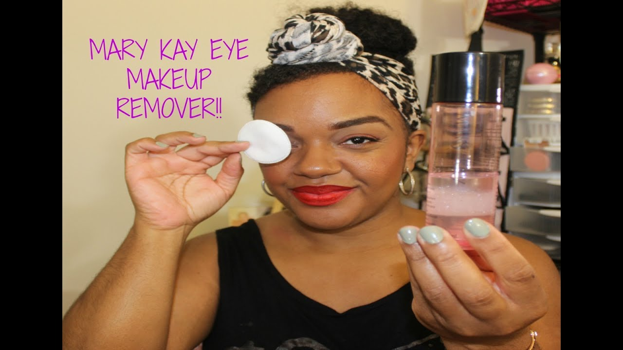 Mary kay eye makeup