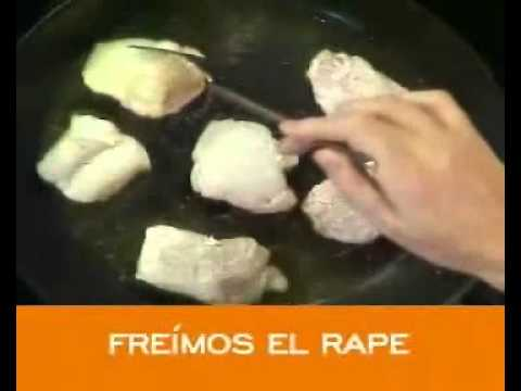 Segundos platos-Rape a la marinera