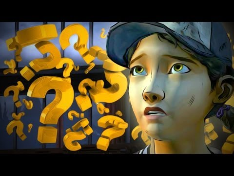 WHAT WOULD YOU DO?? - The Walking Dead - Season 2 - Episode 2 - Part 4