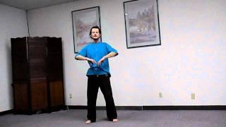 Falun Gong Falun Dafa Chi Gong Exercise #1. As I see it.