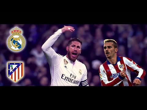 Real Madrid vs Atletico Madrid ● Uefa Champions League ¼ Final ● Promo ● 22.4.2015 ●