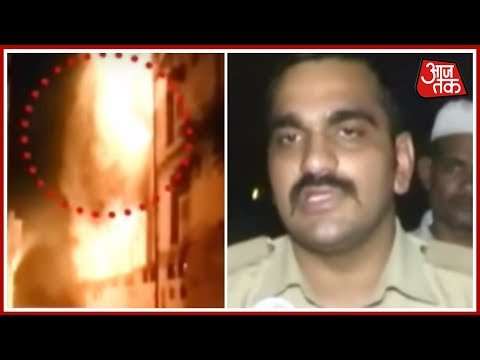 Kanpur में जूते की फैक्ट्री में लगी आग, सेना को बुलाना पड़ा आग बुझाने