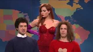 "Download Lagu SNL ""Jessica Rabbit"" - Jessica Biel, Justin Timberlake, Andy Samberg, Seth Meyer Gratis STAFABAND"