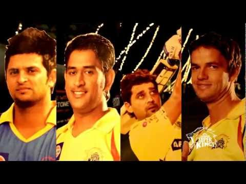CSK Whistle Podu 2013