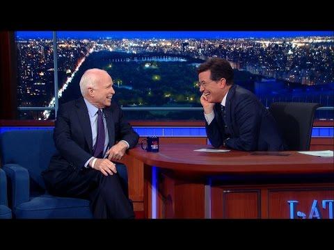 John McCain Slept Like A Baby After 2008 Loss