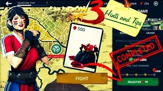 Shadow Fight 3 || How To Win 500 Gems || Latest update || Foot Ball Event || Tips for Easy Win