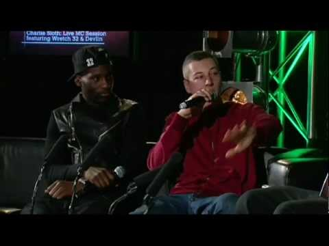 Devlin and Wretch 32 on getting ready for gigs