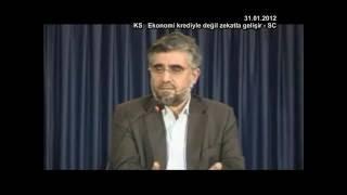 Devlete Ödenen Vergi Zekat Sayılır mı? | Prof. Dr. Abdülaziz Bayındır