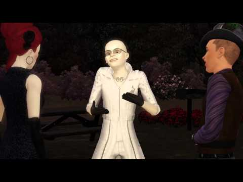 The Sims 3 Midnight Hollow Trailer