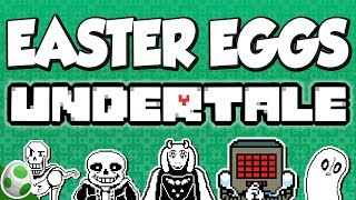Heres A CELLPHONE - Easter Eggs in Undertale - DPadGamer