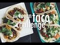 THE VEGAN TACO CHALLENGE | hot for food