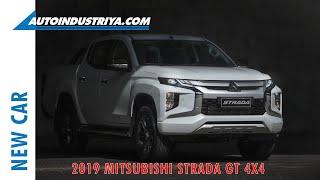 New Car: 2019 Mitsubishi Strada GT 4x4 first drive impressions