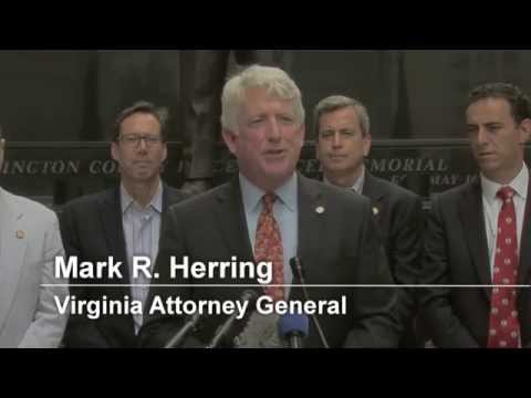 VA Attorney General Mark Herring on US Supreme Court Decision Affirming Gay Marriage Rights