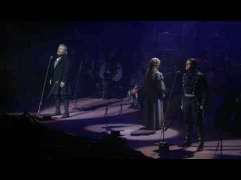 The Confrontation - Valjean Javert Les Miserables 10th Anniversary